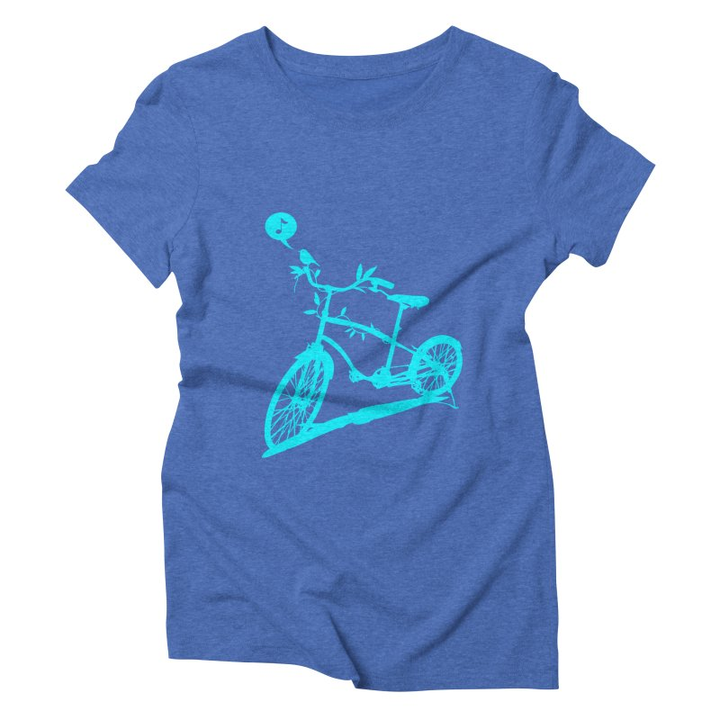 Nature Call Women's Triblend T-Shirt by yeohgh