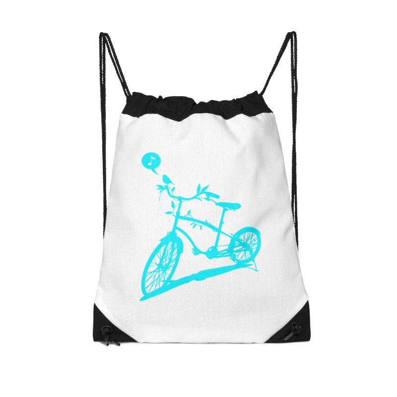 Nature Call Accessories Drawstring Bag Bag by yeohgh