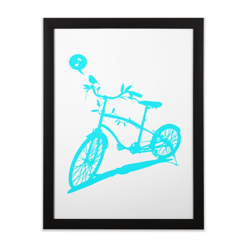Nature Call Home Framed Fine Art Print by yeohgh
