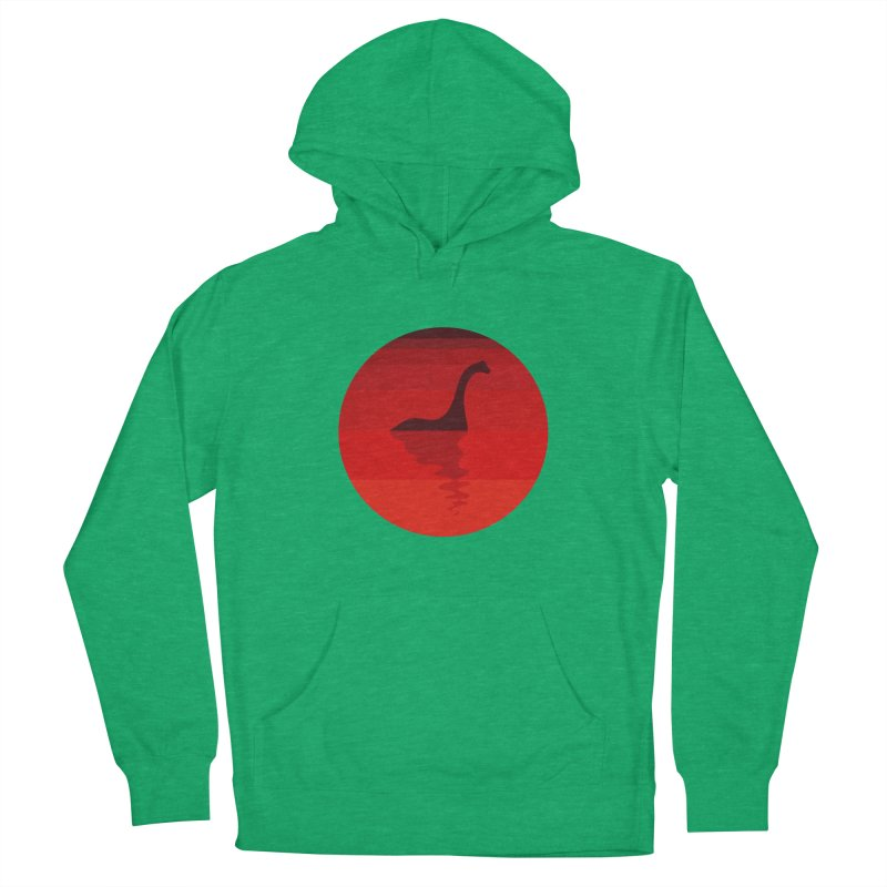 The Great Ness Men's French Terry Pullover Hoody by yeohgh