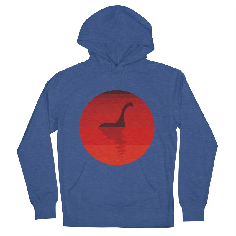 The Great Ness Women's French Terry Pullover Hoody by yeohgh