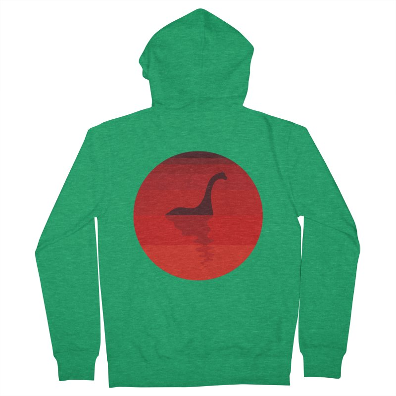 The Great Ness Men's French Terry Zip-Up Hoody by yeohgh
