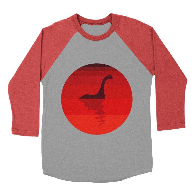 The Great Ness Women's Baseball Triblend Longsleeve T-Shirt by yeohgh