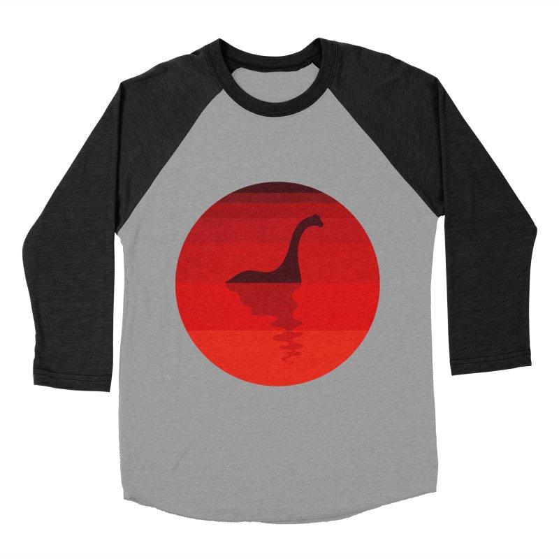 The Great Ness Men's Baseball Triblend Longsleeve T-Shirt by yeohgh
