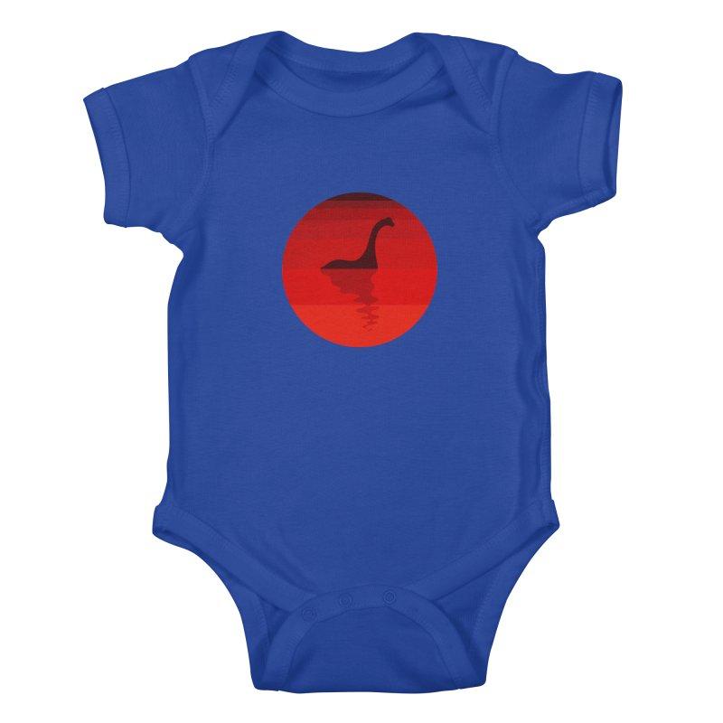 The Great Ness Kids Baby Bodysuit by yeohgh