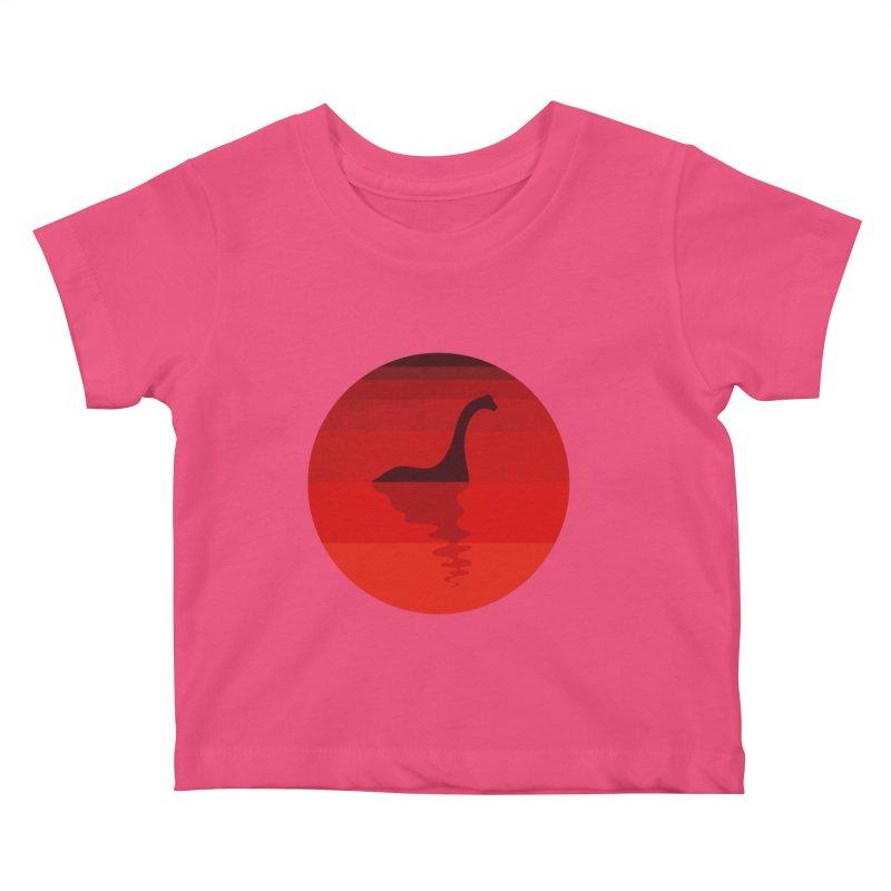 The Great Ness Kids Baby T-Shirt by yeohgh