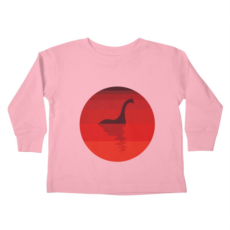 The Great Ness Kids Toddler Longsleeve T-Shirt by yeohgh