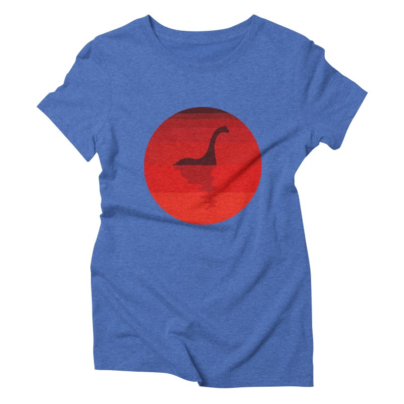 The Great Ness Women's Triblend T-Shirt by yeohgh
