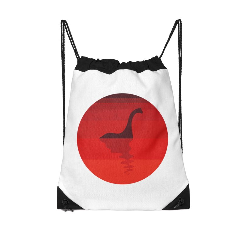 The Great Ness Accessories Drawstring Bag Bag by yeohgh