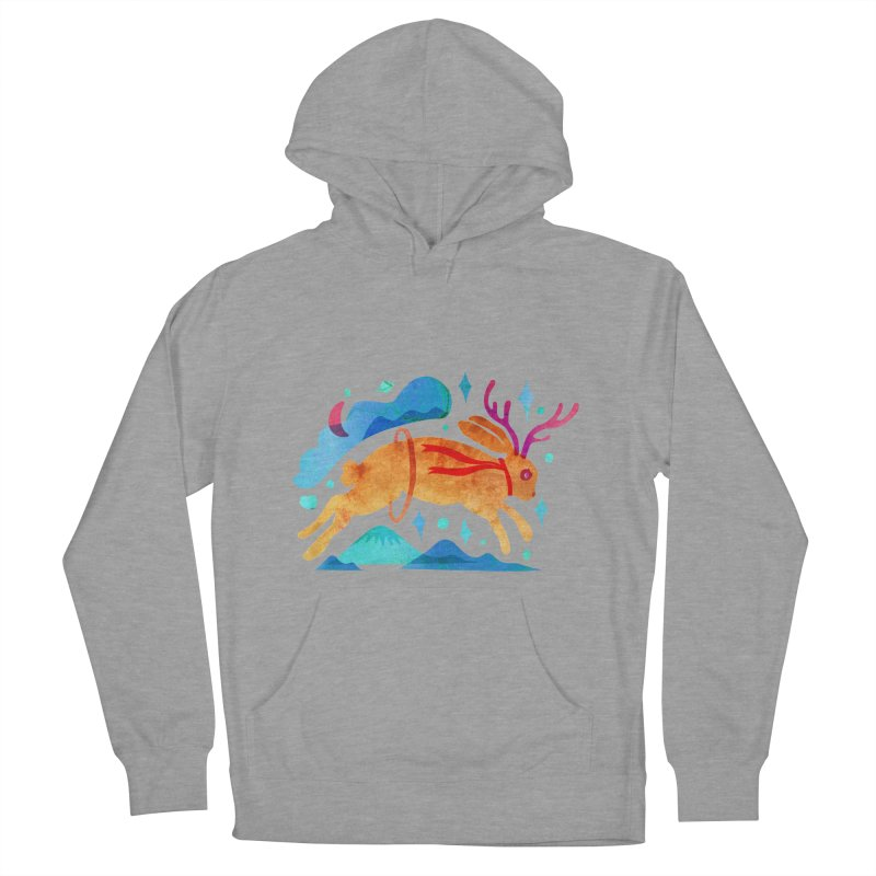 The Jackalopes Women's French Terry Pullover Hoody by yeohgh