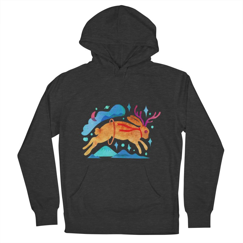 The Jackalopes Men's Pullover Hoody by yeohgh