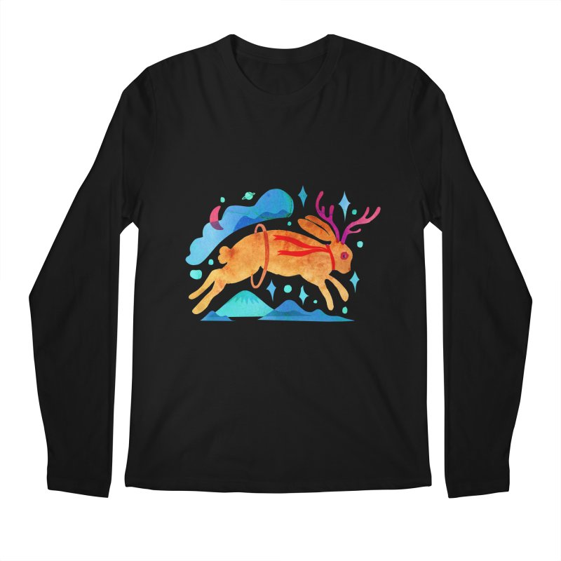 The Jackalopes Men's Regular Longsleeve T-Shirt by yeohgh