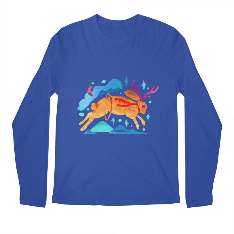 The Jackalopes Men's Regular Longsleeve T-Shirt by yeohgh