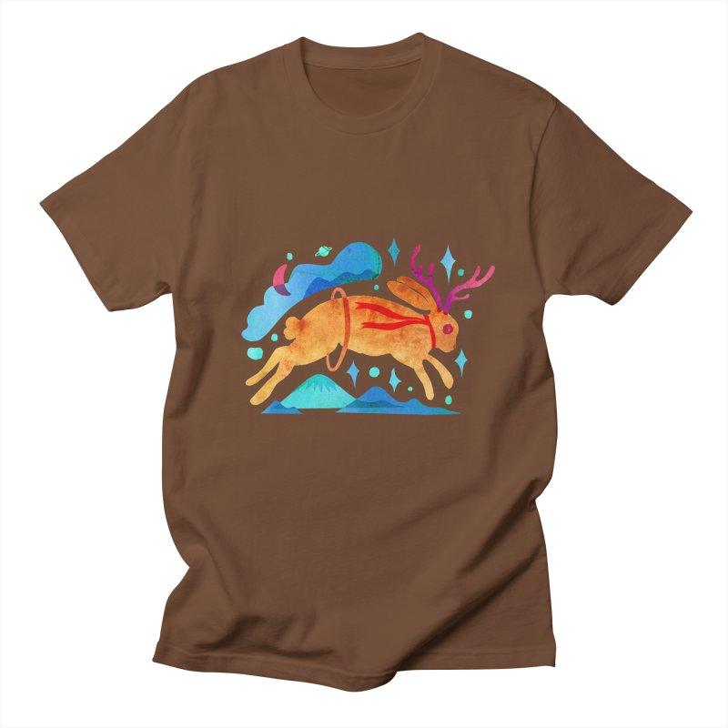 The Jackalopes Men's Regular T-Shirt by yeohgh