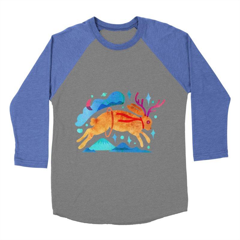 The Jackalopes Women's Baseball Triblend Longsleeve T-Shirt by yeohgh