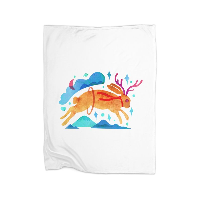 The Jackalopes Home Blanket by yeohgh