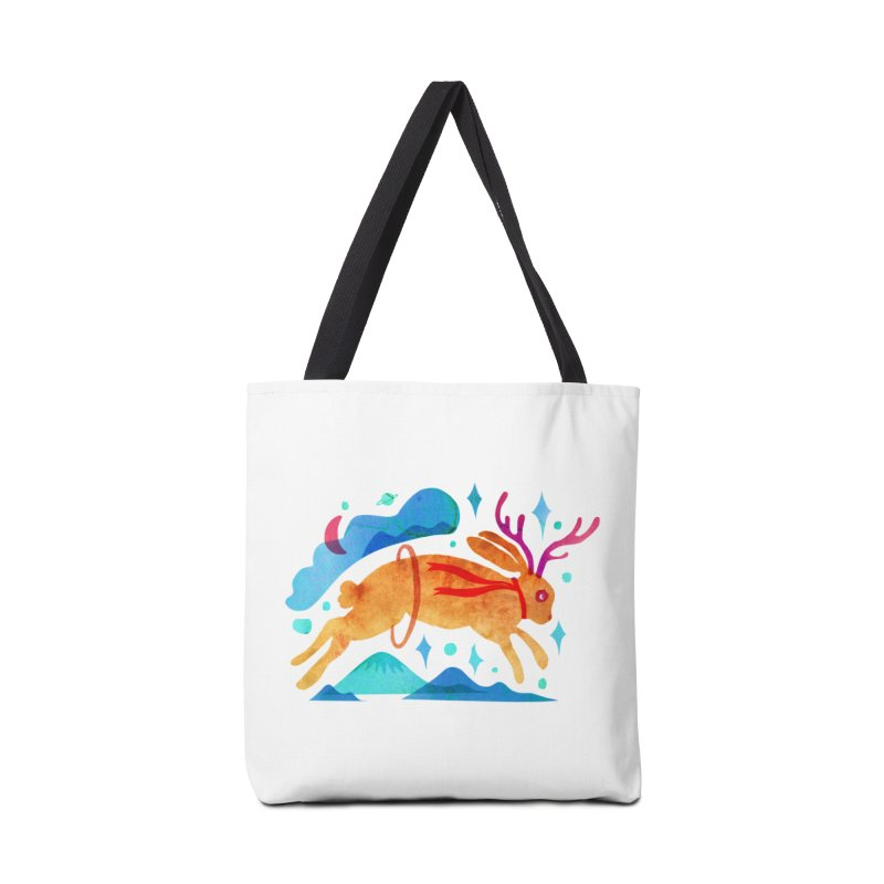 The Jackalopes Accessories Bag by yeohgh