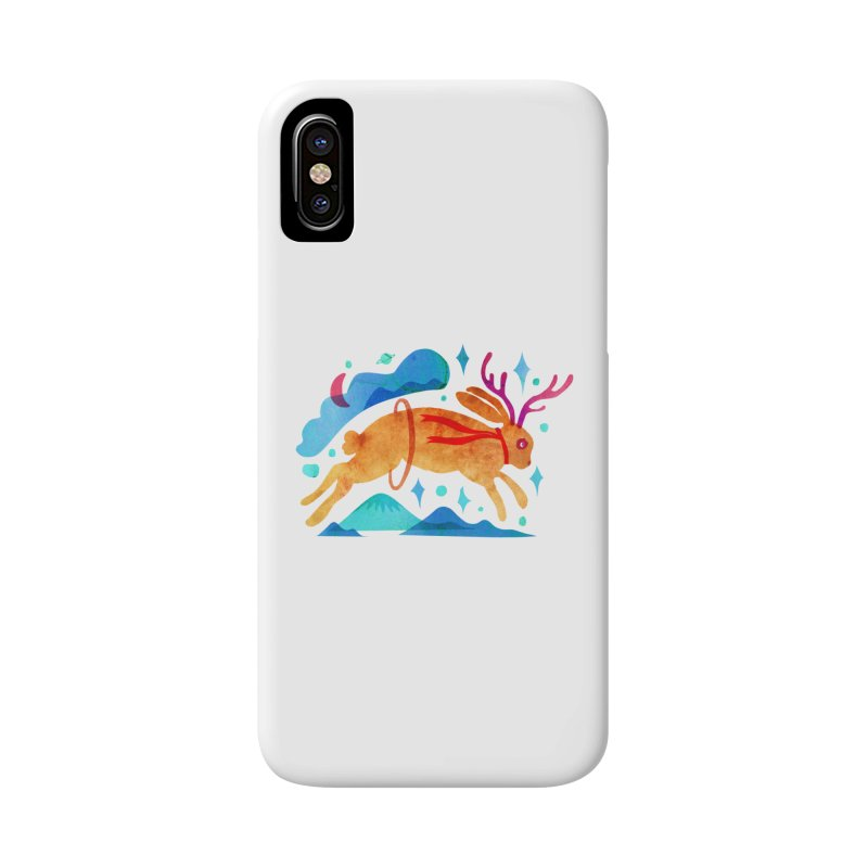 The Jackalopes Accessories Phone Case by yeohgh