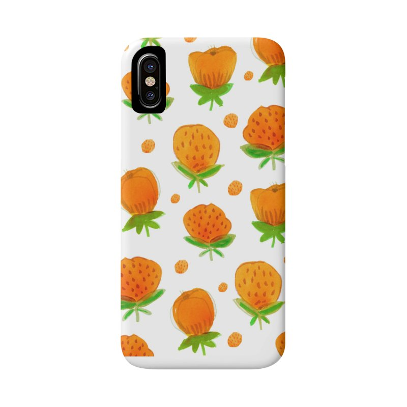 Blossom Accessories Phone Case by yeohgh