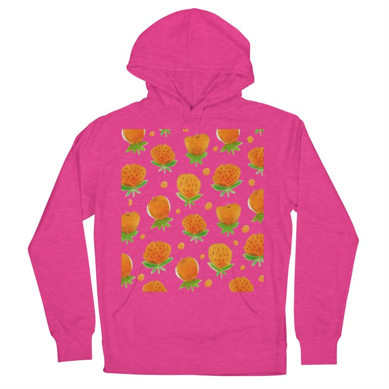 Blossom Women's French Terry Pullover Hoody by yeohgh