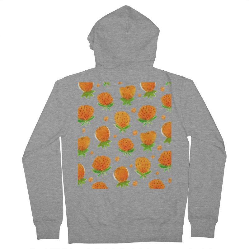 Blossom Women's Zip-Up Hoody by yeohgh