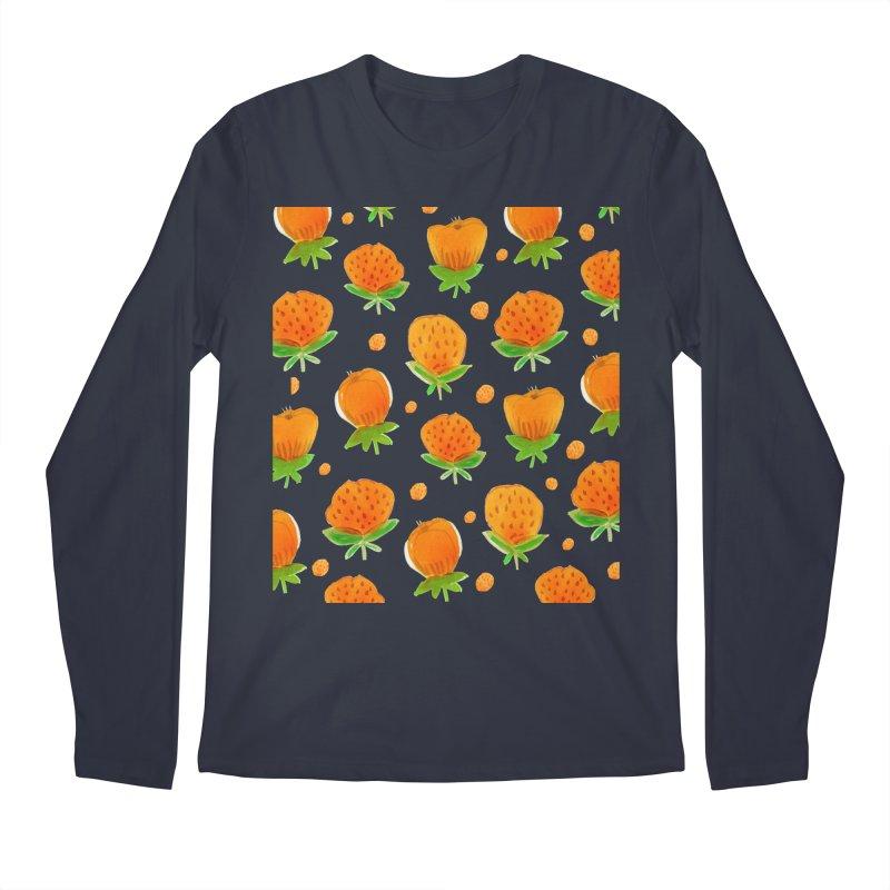 Blossom Men's Regular Longsleeve T-Shirt by yeohgh