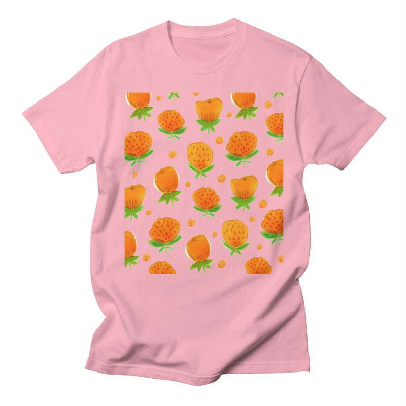 Blossom Men's Regular T-Shirt by yeohgh