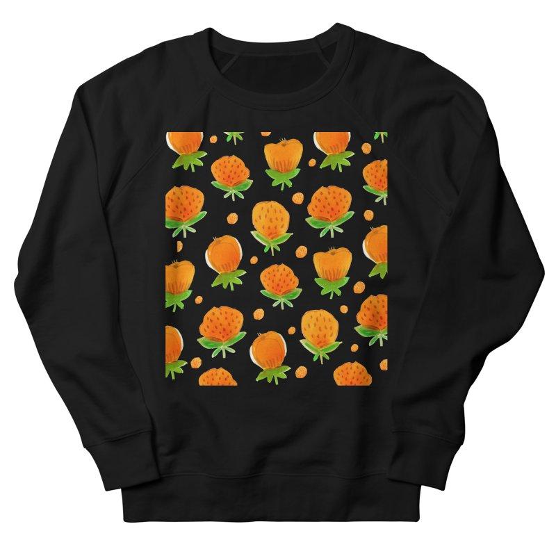 Blossom Men's French Terry Sweatshirt by yeohgh