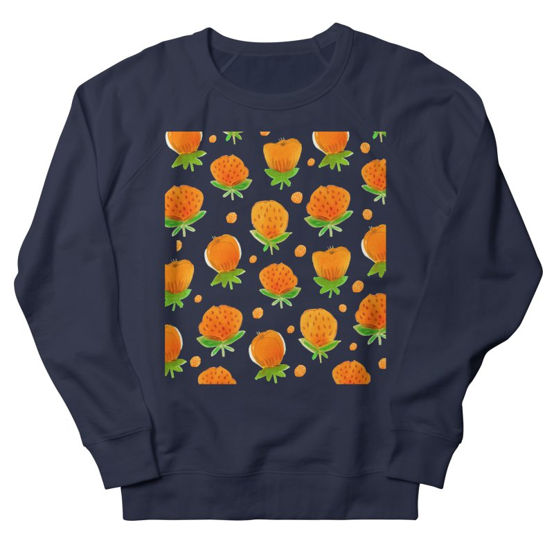 Blossom Men's French Terry Sweatshirt by yeohgh