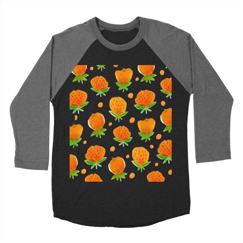 Blossom Women's Baseball Triblend Longsleeve T-Shirt by yeohgh