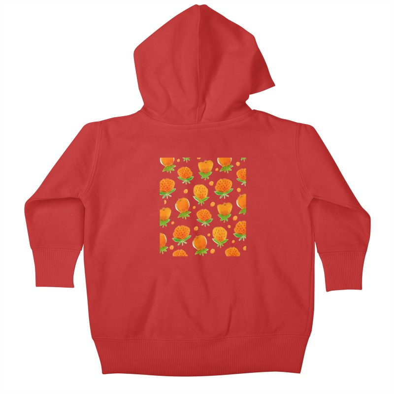 Blossom Kids Baby Zip-Up Hoody by yeohgh
