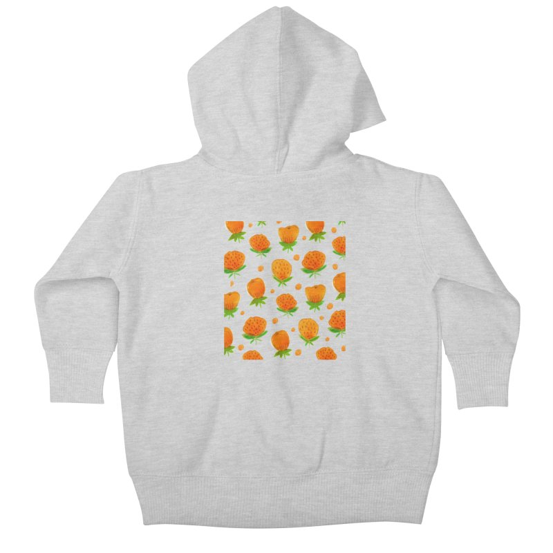 Blossom Kids Baby Zip-Up Hoody by yeohgh