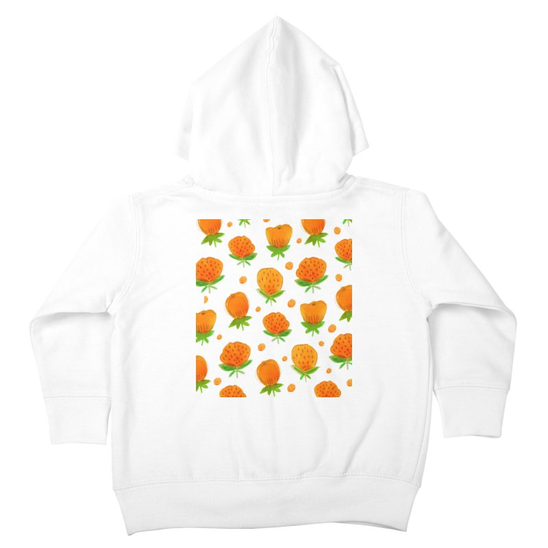 Blossom Kids Toddler Zip-Up Hoody by yeohgh