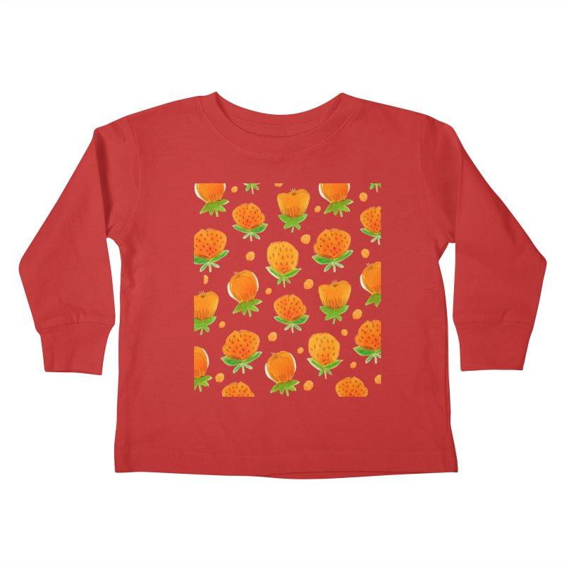 Blossom Kids Toddler Longsleeve T-Shirt by yeohgh