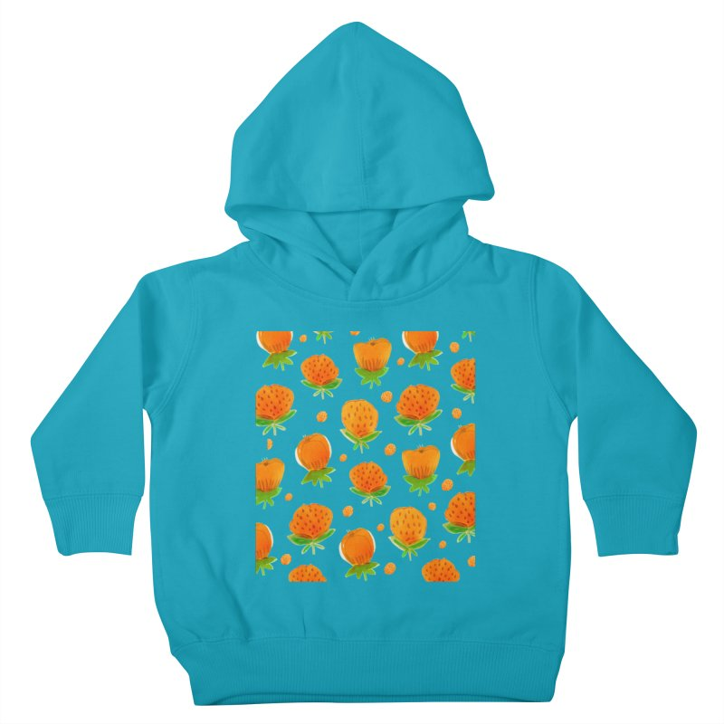 Blossom Kids Toddler Pullover Hoody by yeohgh