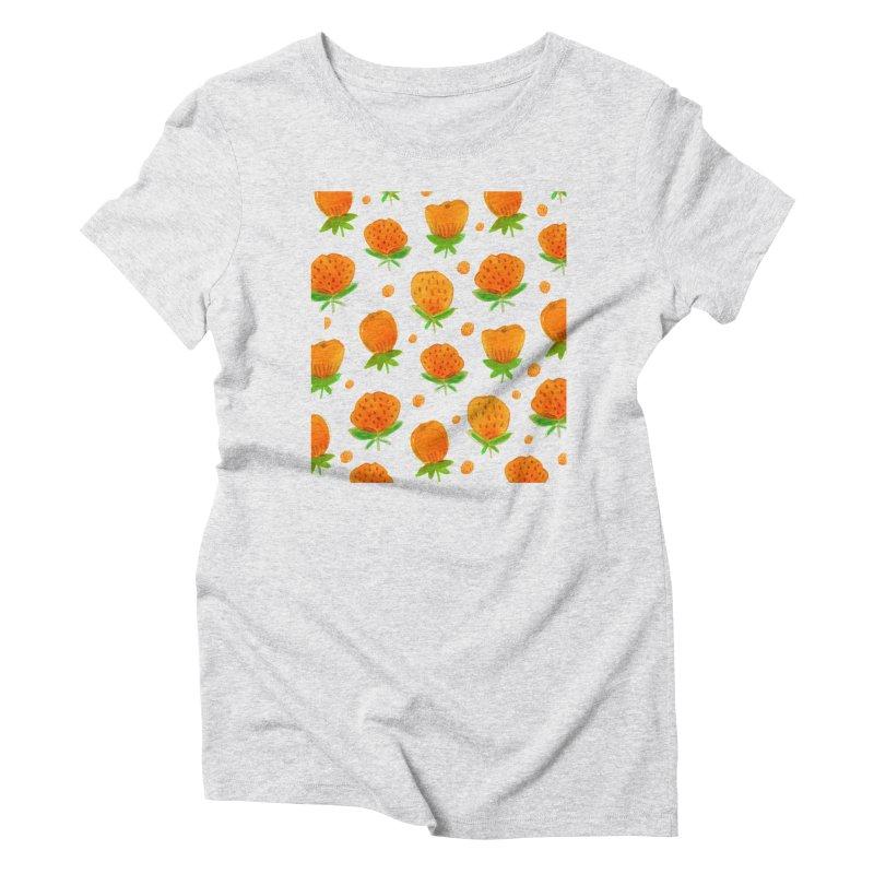 Blossom Women's Triblend T-Shirt by yeohgh