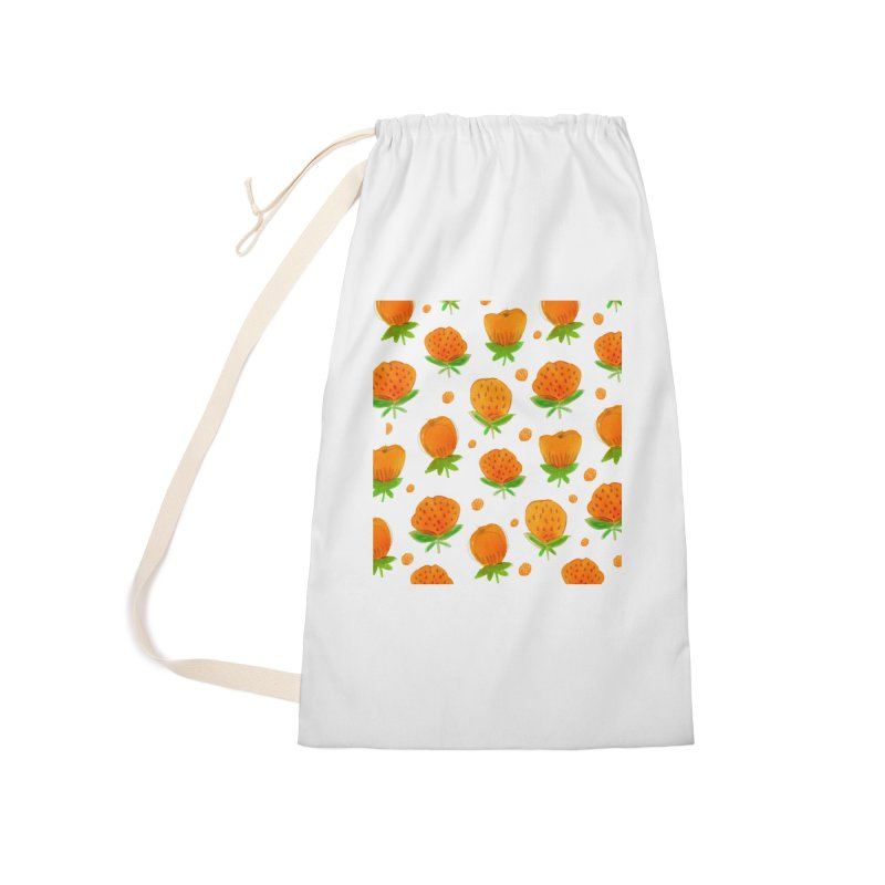 Blossom Accessories Laundry Bag Bag by yeohgh