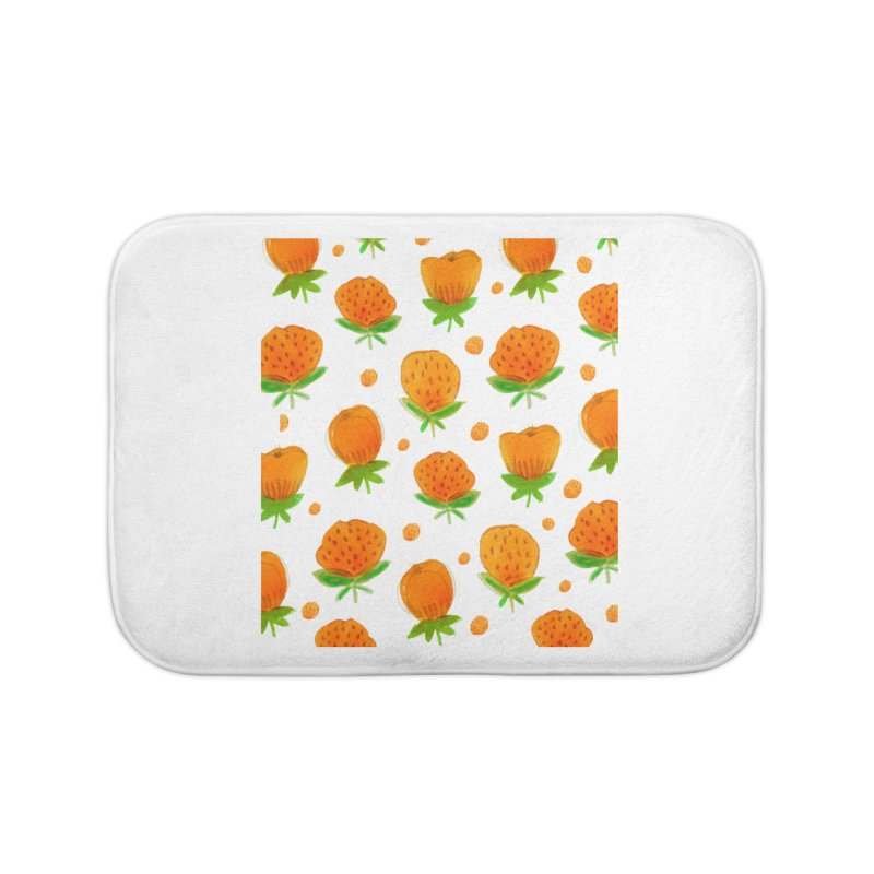 Blossom Home Bath Mat by yeohgh