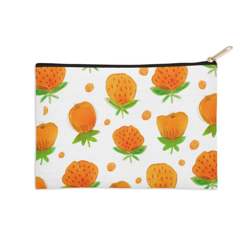 Blossom Accessories Zip Pouch by yeohgh