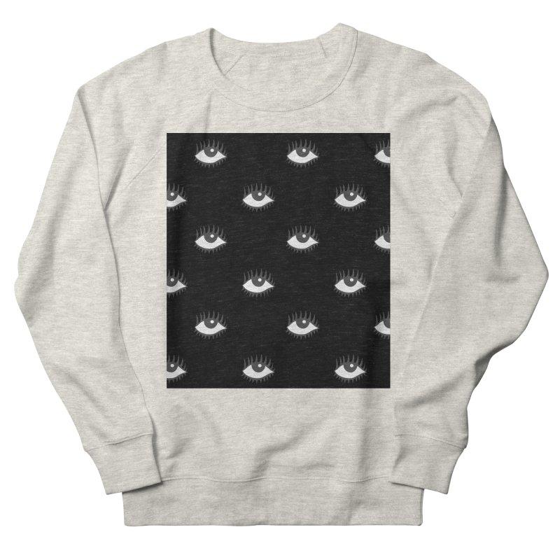 EYES POP! Women's French Terry Sweatshirt by yeohgh