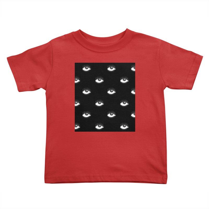 EYES POP! Kids Toddler T-Shirt by yeohgh