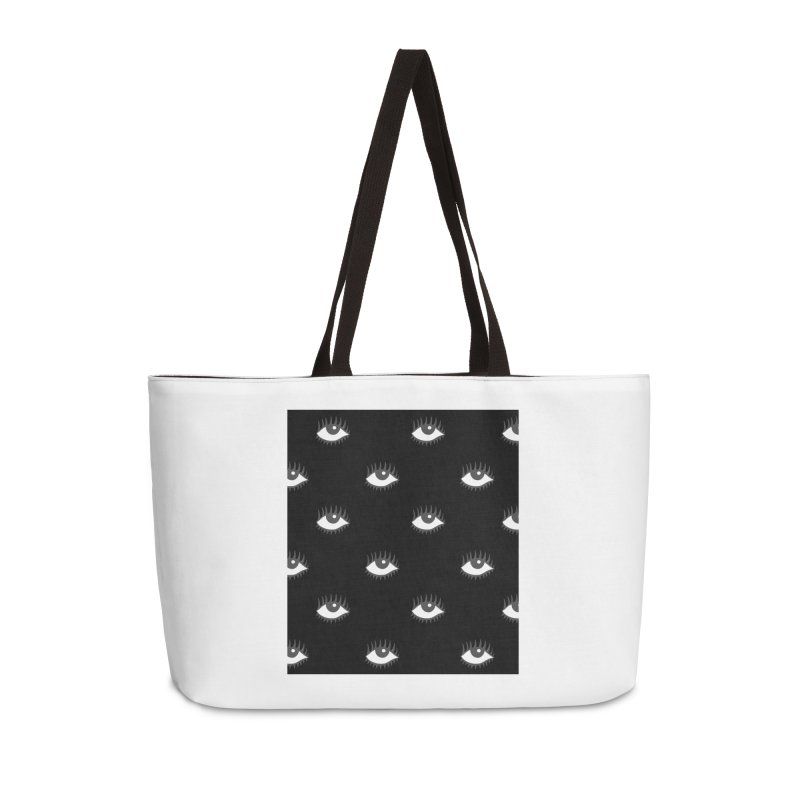 EYES POP! Accessories Weekender Bag Bag by yeohgh