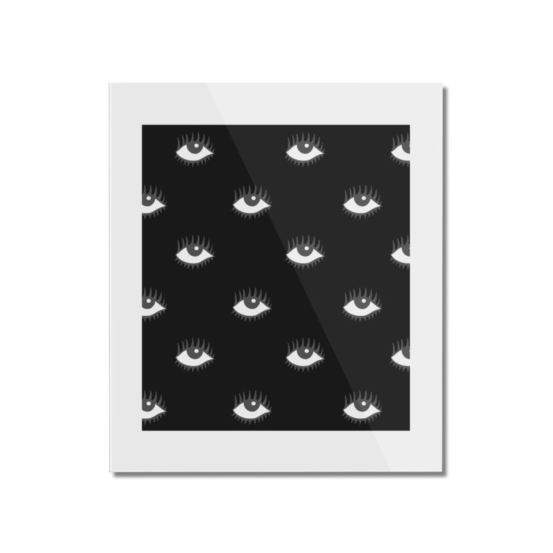 EYES POP! Home Mounted Acrylic Print by yeohgh