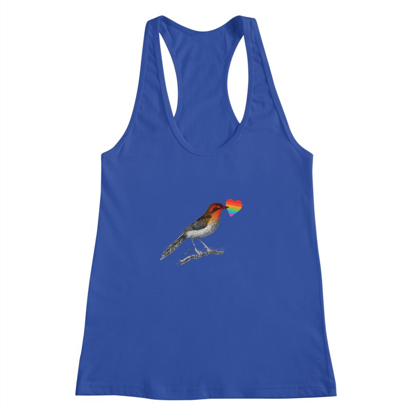 Love Affection Women's Racerback Tank by yeohgh