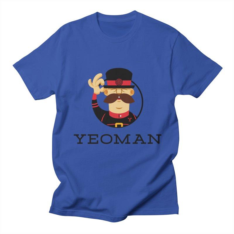 Yeoman (logo) Women's Regular Unisex T-Shirt by Yeoman