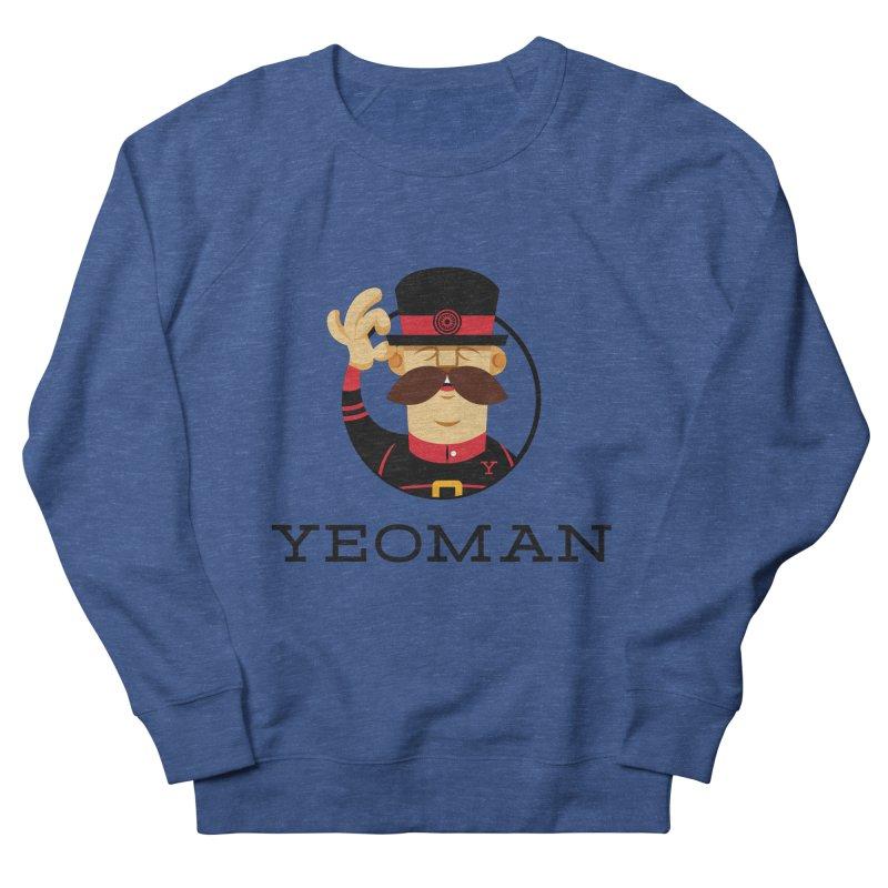 Yeoman (logo) Women's French Terry Sweatshirt by Yeoman