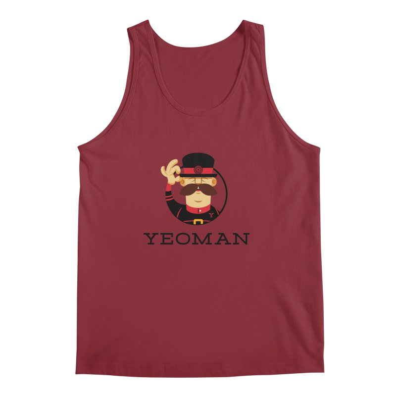 Yeoman (logo) Men's Tank by Yeoman