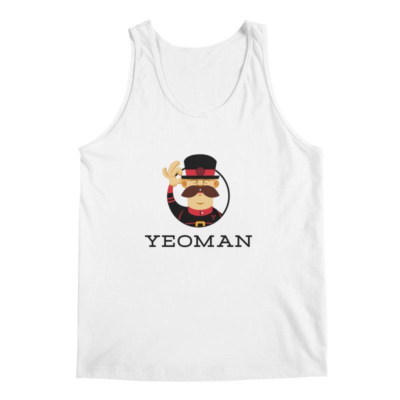Yeoman (logo) Men's Regular Tank by Yeoman