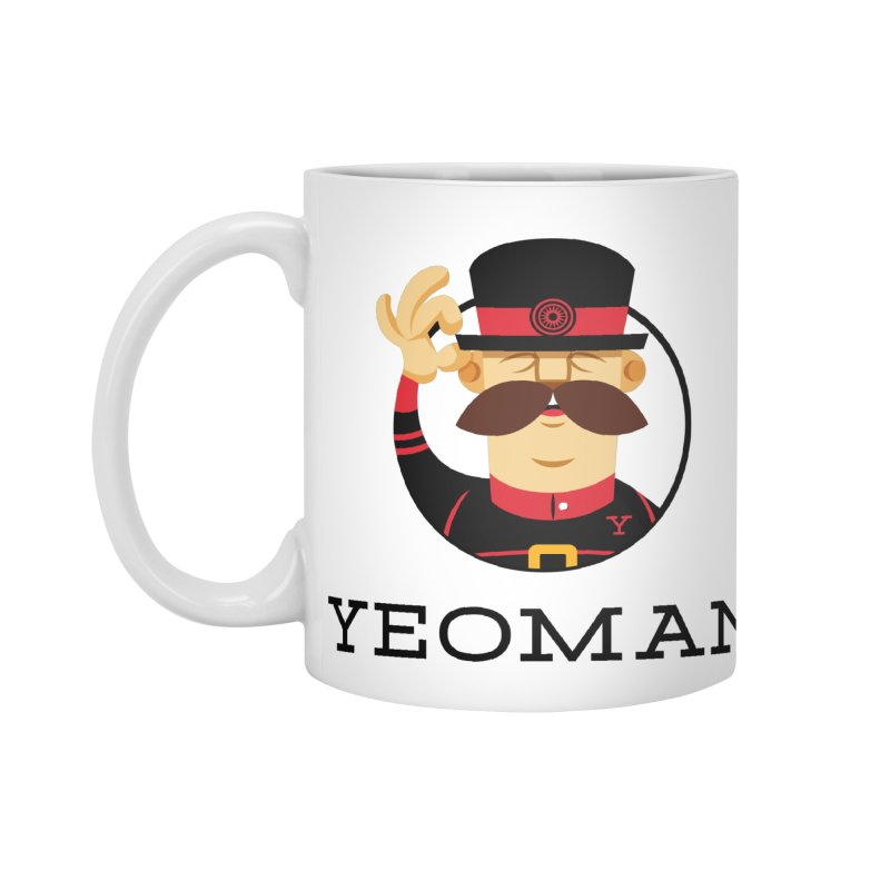Yeoman (logo) Accessories Mug by Yeoman