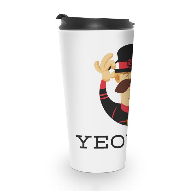 Yeoman (logo) Accessories Travel Mug by Yeoman
